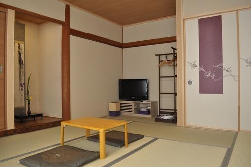 【1階 禁煙客室】和室9畳(バス・トイレなし)