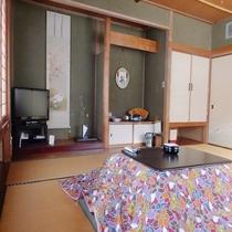 【2階 旧客室】和室10畳(バス・トイレなし)