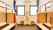 4人部屋(二段ベッド)