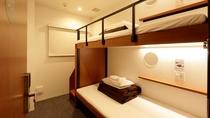 2人部屋(二段ベッド)