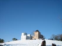 冬の西はりま天文台