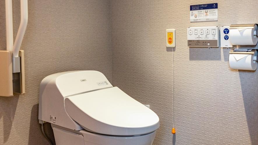【22平米】トイレ(ユニバーサルツイン)