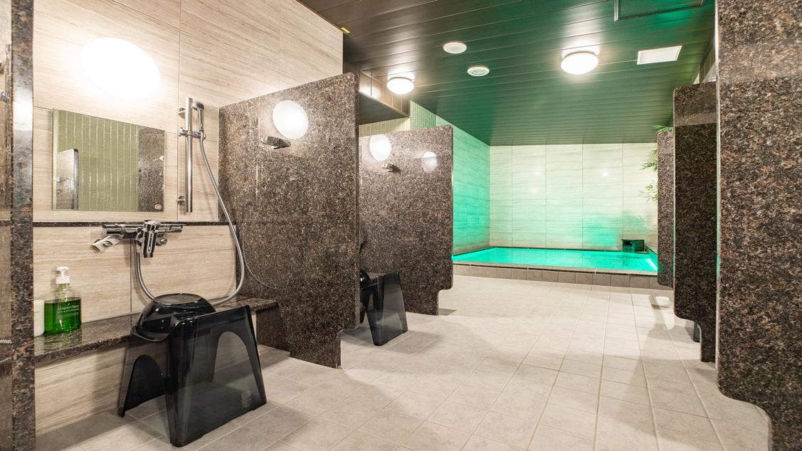 男性浴場(1)