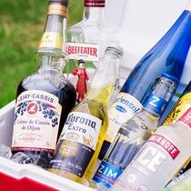 *【飲み物】お飲み物も各種取り揃えております。