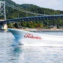 【アクティビティ】スポーツフィッシング(遊漁船)。ご希望の方はお問い合わせください♪