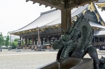 世界遺産西本願寺まで徒歩3分です