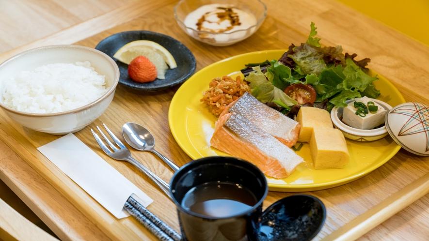 MIYAKO de KITCHEN 朝食イメージ