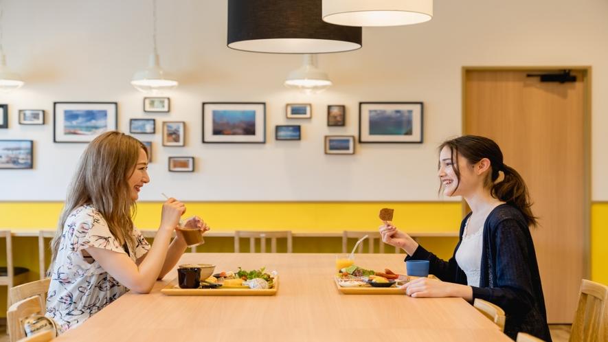 MIYAKO de KITCHEN 朝食レストラン