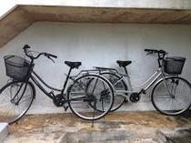 無料貸自転車有
