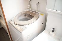 ツイン+1Betルーム 洗濯機