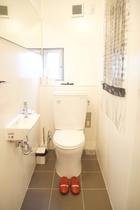 デラックスルーム トイレ