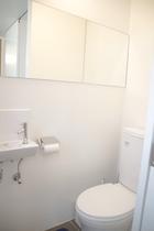 ツイン+1Betルーム トイレ