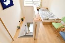 ロフトファミリ寝室