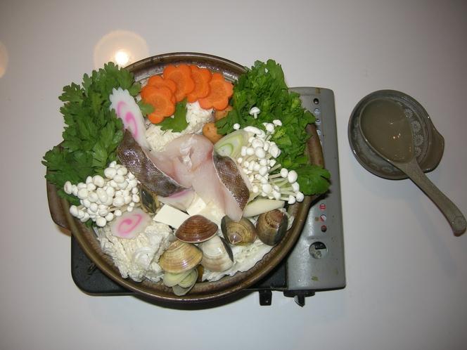 鍋料理(寄せ鍋)