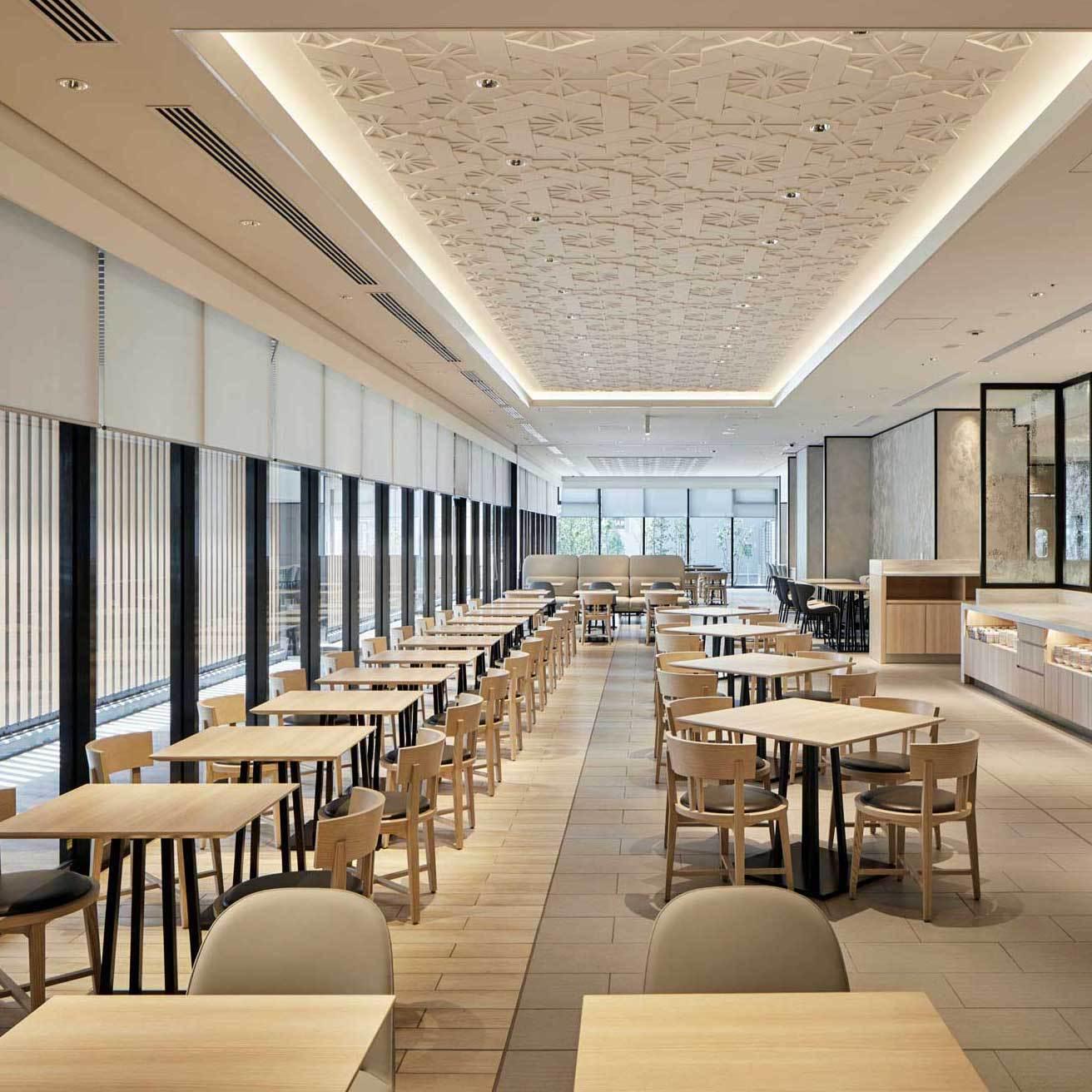 【レストラン】フレンチと京都のエッセンスを随所に取り入れた新しい発見がここにあります。 ※イメージ