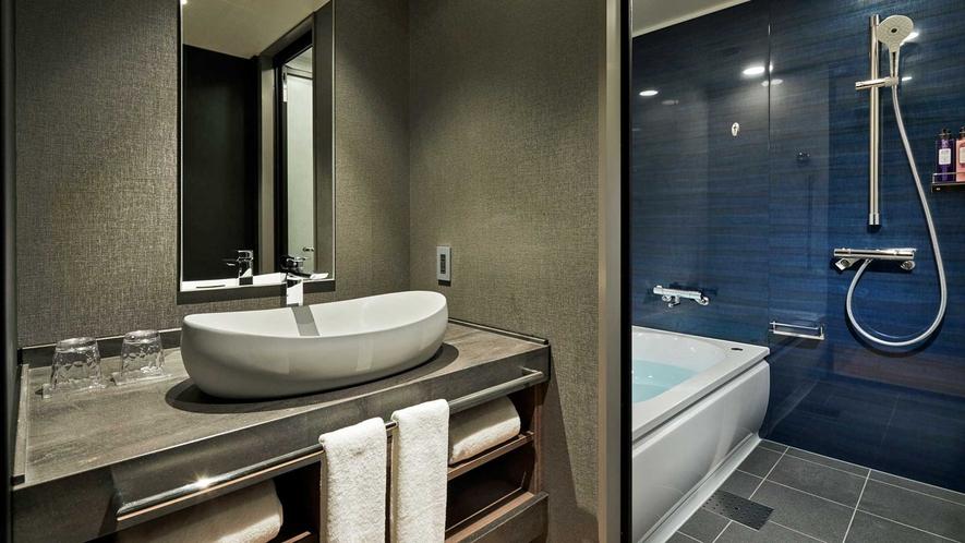 【スーペリア】洗面台/バスルーム ※イメージ