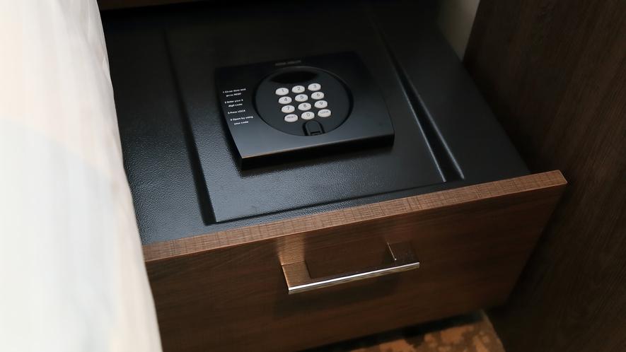 セキュリティーボックス(全室共通) ※イメージ