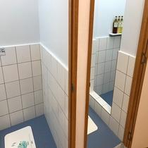 シャワールームゾーン