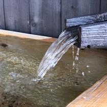 露天風呂付客室 24時間いつでも温泉が楽しめる