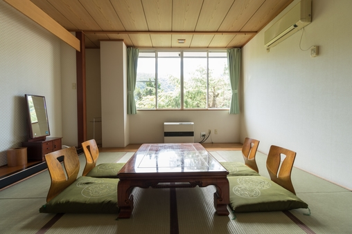 和室 8畳 tatami