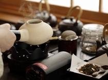 【サービス】「手焙じ茶」をご準備しております。