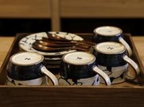 【客室:設備】コーヒーカップセット