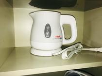 キッチンの湯沸かし器