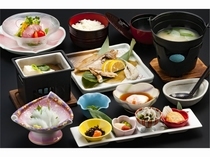 ■姉妹宿リゾートホテル美萩の朝食/『通常1080円⇒540円(2日前迄の予約)』(当館より車で3分)