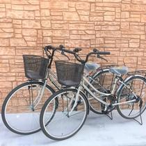 ※事前予約制※自転車【有料】