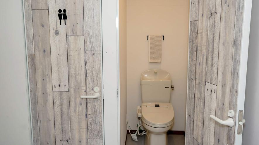 ・意外に広々としたトイレは落ち着いて使用出来るのが嬉しいです