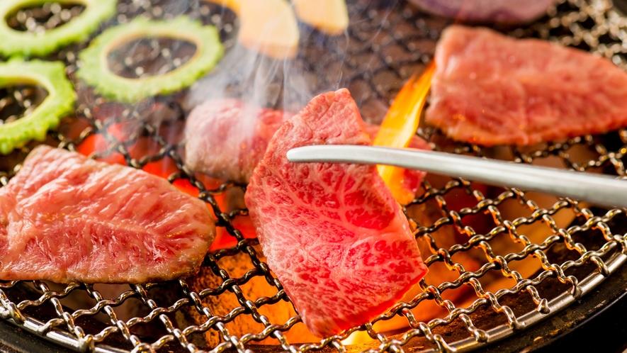 【リゾート内レストラン】炭火焼肉 琉宮苑