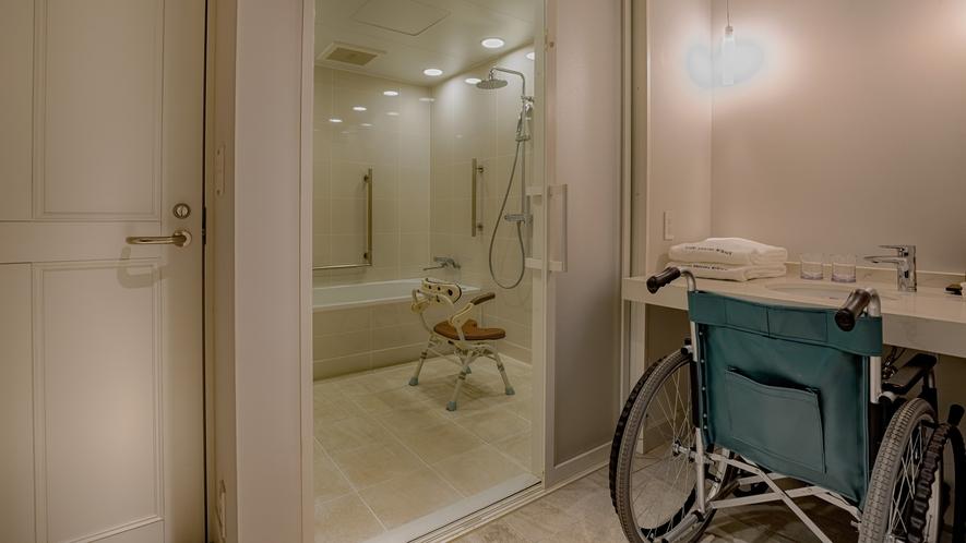【ベイサイド】スーペリアルーム(イージーアクセス)どなたでも過ごしやすいお部屋となっております