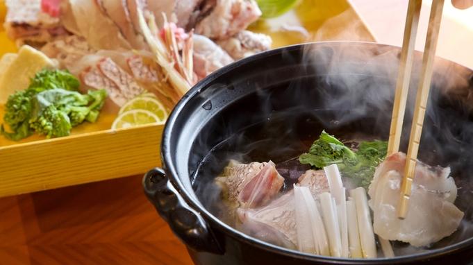 【上品な出汁の旨みを堪能〜鯛すき鍋プラン】朝食は京都名物の湯葉を〜 町屋の雰囲気の中で寛ぐ〇1泊2食