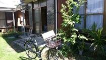 ゲストハウスのレンタル自転車