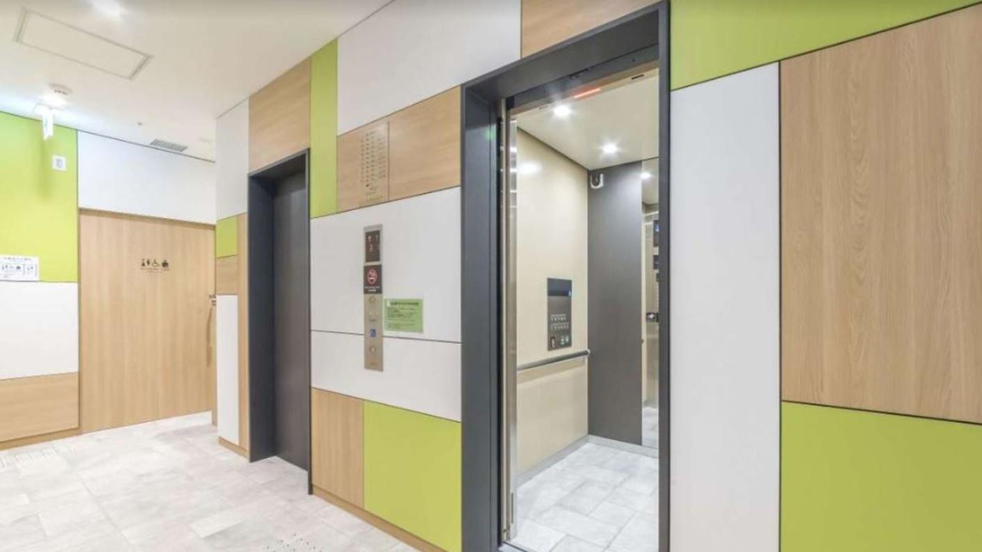 ◆1F エレベーターホール◆