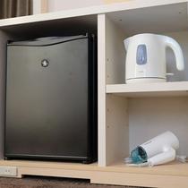 冷蔵庫・電気ポッド