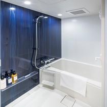 【バスルーム】広いバスタブはお客様より大好評です♪◆バス・トイレ別