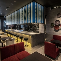 レストラン「米と葡萄」