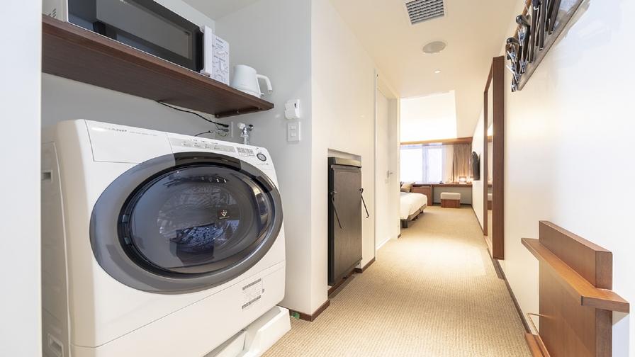 【楽天トラベルセール】ビジネス&観光の拠点に!全室洗濯乾燥機・電子レンジ完備(素泊まり)