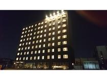 ホテルグランビュー福岡空港 夜景