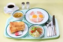 洋朝食付きプラン