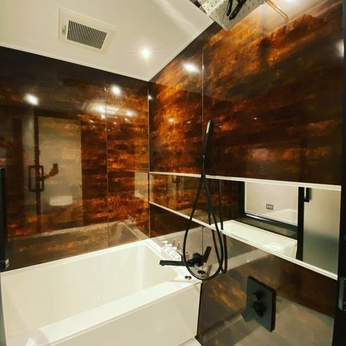 ゆったりな浴室