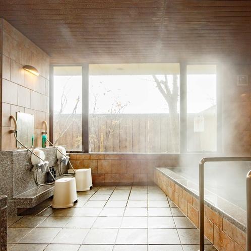 大浴場「春日野湯」(男湯)