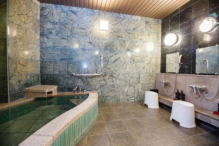 大浴場「春日野湯」(女湯)ご利用時間 15:00~24:00  6:00~9:00