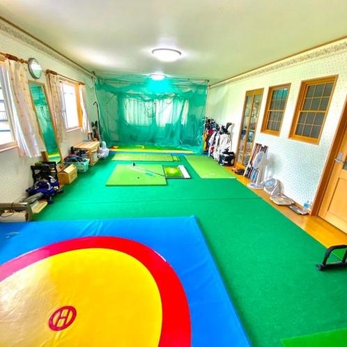 トレーニングルーム全景 24畳