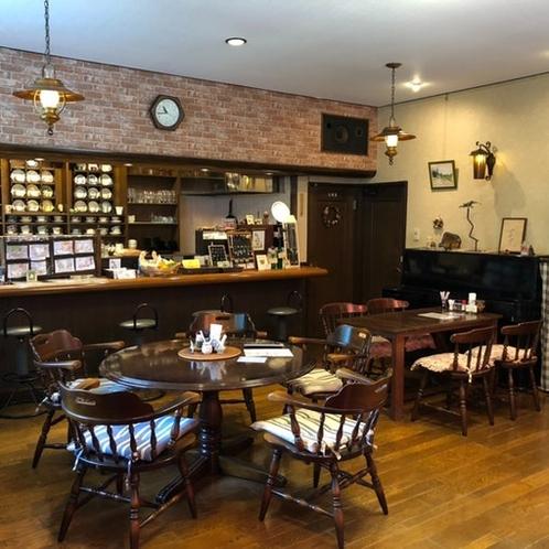 森の中の喫茶店「丘の家」は昭和レトロ