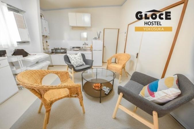 GLOCE ゲストハウス 横須賀 near NAVY BASE【Vacation STAY提供】