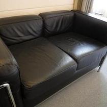 ツインルーム コルビジェのソファー