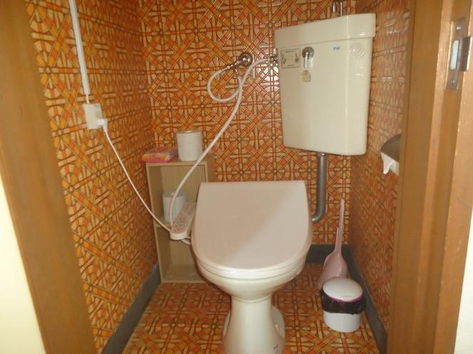 部屋付トイレ