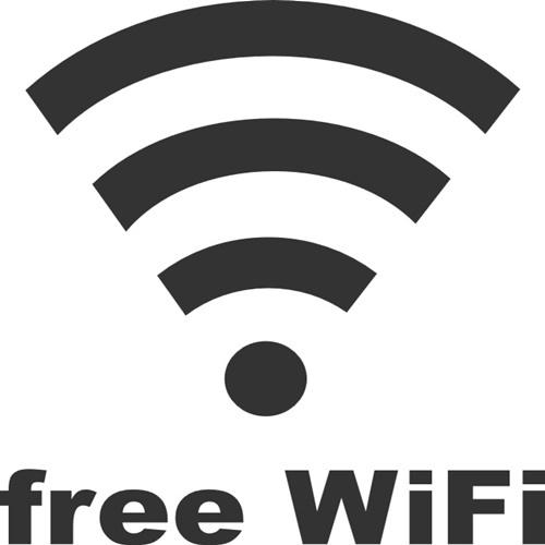 Wi−Fi接続無料